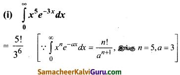 Samacheer Kalvi 12th Maths Guide Chapter 9 தொகை நுண்கணிதத்தின் பயன்பாடுகள் Ex 9.7 1