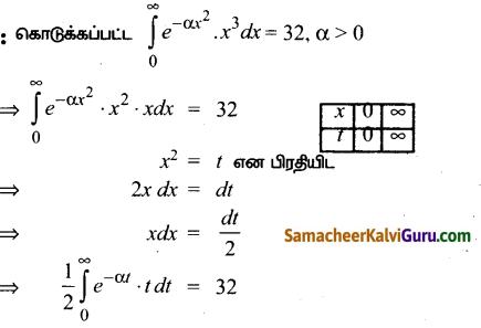 Samacheer Kalvi 12th Maths Guide Chapter 9 தொகை நுண்கணிதத்தின் பயன்பாடுகள் Ex 9.7 4