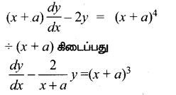 Samacheer Kalvi 12th Maths Guide Chapter Chapter 10 சாதாரண வகைக்கெழுச் சமன்பாடுகள் Ex 10.7 16