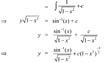 Samacheer Kalvi 12th Maths Guide Chapter Chapter 10 சாதாரண வகைக்கெழுச் சமன்பாடுகள் Ex 10.7 3