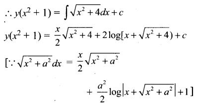 Samacheer Kalvi 12th Maths Guide Chapter Chapter 10 சாதாரண வகைக்கெழுச் சமன்பாடுகள் Ex 10.7 6