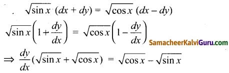 Samacheer Kalvi 12th Maths Guide Chapter Chapter 10 சாதாரண வகைக்கெழுச் சமன்பாடுகள் Ex 10.9 2