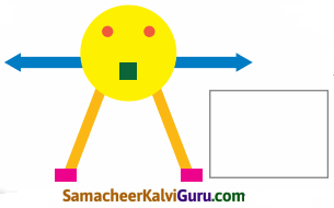 Samacheer Kalvi 4th Maths Guide Term 1 Chapter 1 வடிவியல் Ex 1.1 1
