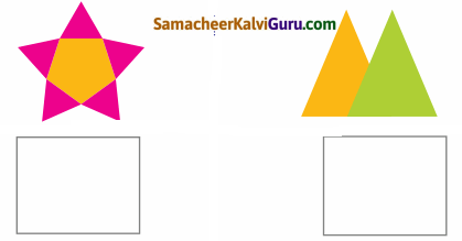 Samacheer Kalvi 4th Maths Guide Term 1 Chapter 1 வடிவியல் Ex 1.1 5