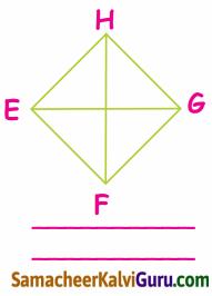 Samacheer Kalvi 4th Maths Guide Term 1 Chapter 1 வடிவியல் Ex 1.1a 13
