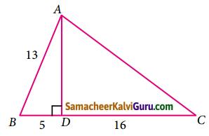 Samacheer Kalvi 9th Maths Guide Chapter 6 முக்கோணவியல் Ex 6.1 4