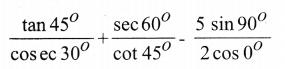 Samacheer Kalvi 9th Maths Guide Chapter 6 முக்கோணவியல் Ex 6.2 1