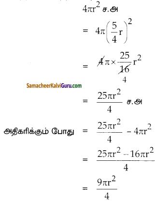 Samacheer Kalvi 10th Maths Guide Chapter 7 அளவியல் Ex 7.1 8