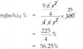 Samacheer Kalvi 10th Maths Guide Chapter 7 அளவியல் Ex 7.1 9