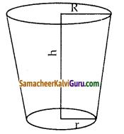 Samacheer Kalvi 10th Maths Guide Chapter 7 அளவியல் Ex 7.2 11