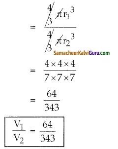 Samacheer Kalvi 10th Maths Guide Chapter 7 அளவியல் Ex 7.2 8