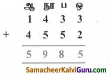 Samacheer Kalvi 4th Maths Guide Term 1 Chapter 2 எண்கள் Ex 2.3 10