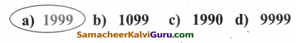 Samacheer Kalvi 4th Maths Guide Term 1 Chapter 2 எண்கள் Ex 2.3a 9