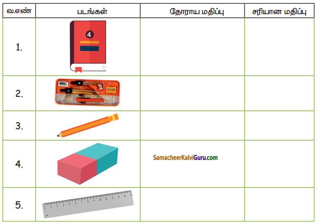 Samacheer Kalvi 4th Maths Guide Term 2 Chapter 4 அளவைகள் InText Questions 12