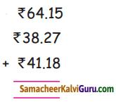 Samacheer Kalvi 4th Maths Guide Term 3 Chapter 5 பணம் Ex 5.2 15