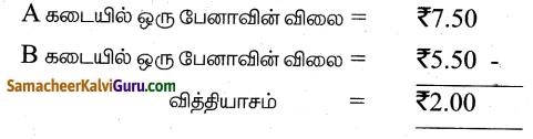 Samacheer Kalvi 4th Maths Guide Term 3 Chapter 5 பணம் Ex 5.3 11