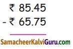 Samacheer Kalvi 4th Maths Guide Term 3 Chapter 5 பணம் InText Questions 18