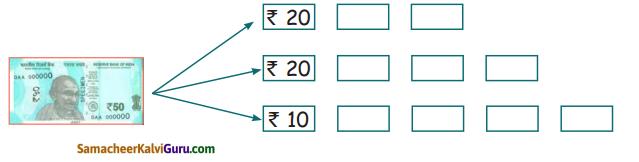 Samacheer Kalvi 4th Maths Guide Term 3 Chapter 5 பணம் InText Questions 6
