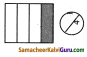 Samacheer Kalvi 4th Maths Guide Term 3 Chapter 6 பின்னங்கள் Ex 6.4 6