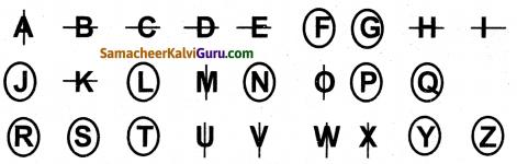 Samacheer Kalvi 5th Maths Guide Term 1 Chapter 1 வடிவியல் InText Questions 12