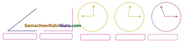 Samacheer Kalvi 5th Maths Guide Term 1 Chapter 1 வடிவியல் InText Questions 21