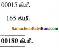 Samacheer Kalvi 5th Maths Guide Term 1 Chapter 4 அளவைகள் Ex 4 10