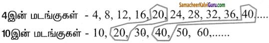 Samacheer Kalvi 5th Maths Guide Term 2 Chapter 2 எண்கள் InText Questions 22