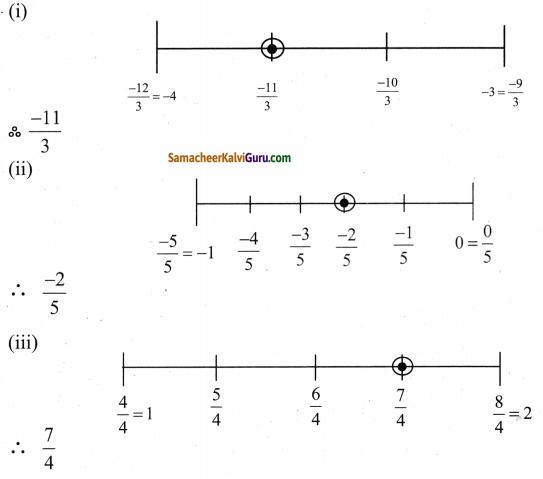 Samacheer Kalvi 8th Maths Guide Chapter 1 எண்கள் Ex 1.1 2