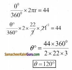 Samacheer Kalvi 8th Maths Guide Chapter 2 அளவைகள் Ex 2.1 4