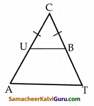 Samacheer Kalvi 8th Maths Guide Chapter 5 வடிவியல் Ex 5.1 11