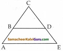 Samacheer Kalvi 8th Maths Guide Chapter 5 வடிவியல் Ex 5.1 3