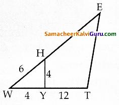 Samacheer Kalvi 8th Maths Guide Chapter 5 வடிவியல் Ex 5.1 7