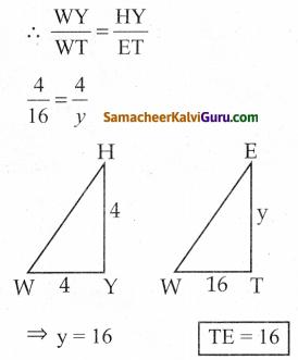 Samacheer Kalvi 8th Maths Guide Chapter 5 வடிவியல் Ex 5.1 9