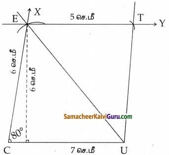 Samacheer Kalvi 8th Maths Guide Chapter 5 வடிவியல் Ex 5.4 12