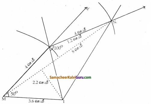 Samacheer Kalvi 8th Maths Guide Chapter 5 வடிவியல் Ex 5.4 8