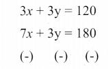 Samacheer Kalvi 9th Maths Guide Chapter 3 இயற்கணிதம் Ex 3.14 3