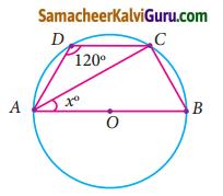 Samacheer Kalvi 9th Maths Guide Chapter 4 வடிவியல் Ex 4.4 1
