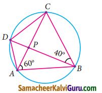Samacheer Kalvi 9th Maths Guide Chapter 4 வடிவியல் Ex 4.4 6