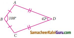 Samacheer Kalvi 9th Maths Guide Chapter 4 வடிவியல் Ex 4.7 1