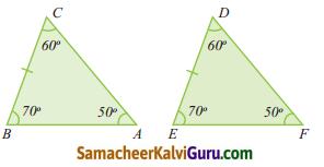 Samacheer Kalvi 9th Maths Guide Chapter 4 வடிவியல் Ex 4.7 4