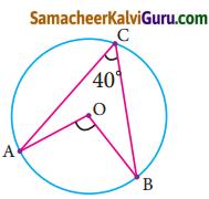 Samacheer Kalvi 9th Maths Guide Chapter 4 வடிவியல் Ex 4.7 5