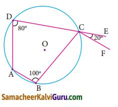 Samacheer Kalvi 9th Maths Guide Chapter 4 வடிவியல் Ex 4.7 8