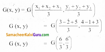 Samacheer Kalvi 9th Maths Guide Chapter 5 ஆயத்தொலை வடிவியல் Ex 5.5 4