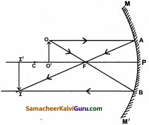 Samacheer Kalvi 9th Science Guide Chapter 6 ஒளி 3