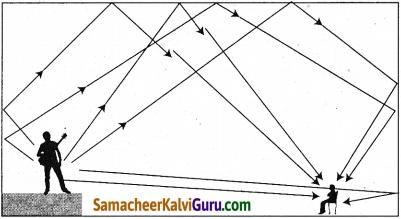 Samacheer Kalvi 9th Science Guide Chapter 8 ஒலி 9