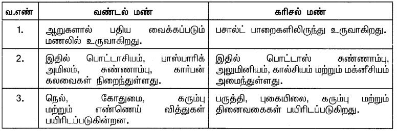 Samacheer Kalvi 10th Social Science Guide Geography Chapter 3 இந்தியா – வேளாண்மை 6