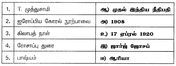 Samacheer Kalvi 10th Social Science Guide History Chapter 9 தமிழ்நாட்டில் விடுதலைப் போராட்டம் 4