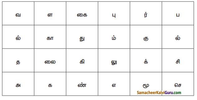 Samacheer Kalvi 4th Science Guide Term 1 Chapter 1 எனது உடல் 1