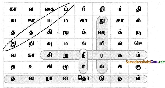 Samacheer Kalvi 4th Science Guide Term 1 Chapter 1 எனது உடல் 11