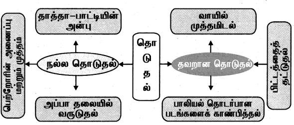 Samacheer Kalvi 4th Science Guide Term 1 Chapter 1 எனது உடல் 9